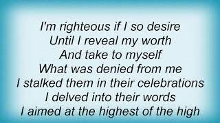 Amorphis - A Servant Lyrics