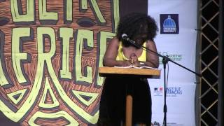 Black Pearl at POETRY AFRICA 2014