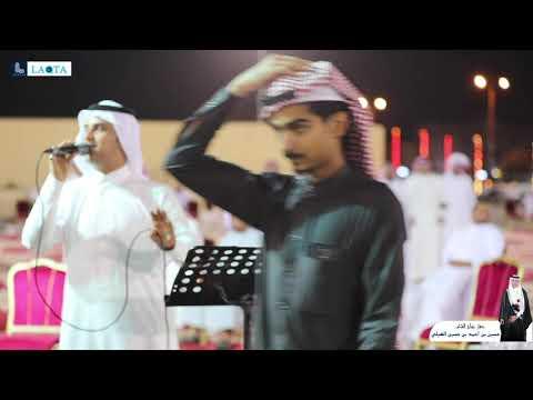 علي الشهري - بحق الحب سيري يا حمامة | زواج الشاب حسين بن أحمد بن حسين الهيلي | لقطة الإعلامية