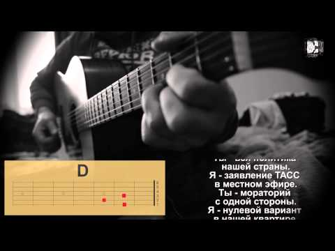 Лучшие песни под гитару