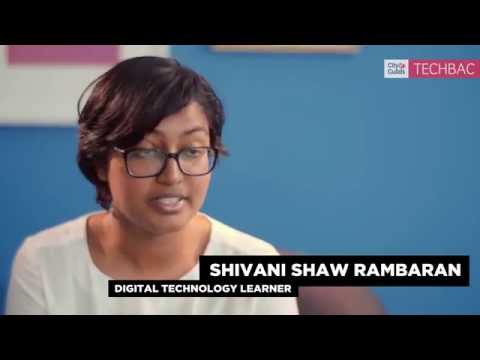 Samsung Digital Academy Level 3 Digital Technology student shares her experience of TechBac®