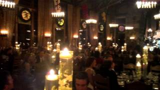 yosemite ahwahnee dining room