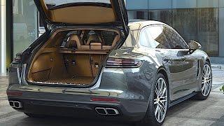 Porsche Space Concept Of The New Panamera Videos