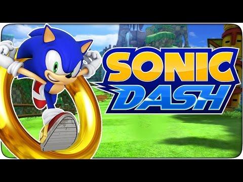 Sonic Dash скачать на андроид