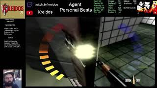 Goldeneye 007 Facility Agent 0:54 - Kreidos