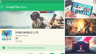 PUBG Mobile Lite, Fortnite Download For Android, The Walking Dead Final Season, Asphalt 9 Contest