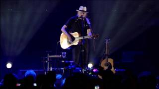 Neil Young - Comes A Time (Live at Farm Aid 2011)