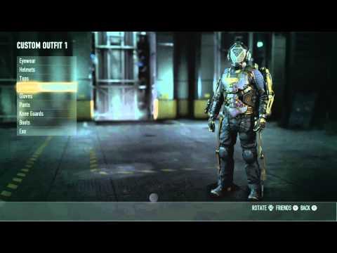 Call of Duty: Advanced Warfare! Weapons MASTER Loadout! Assault rifle Camo MASTERY!!!