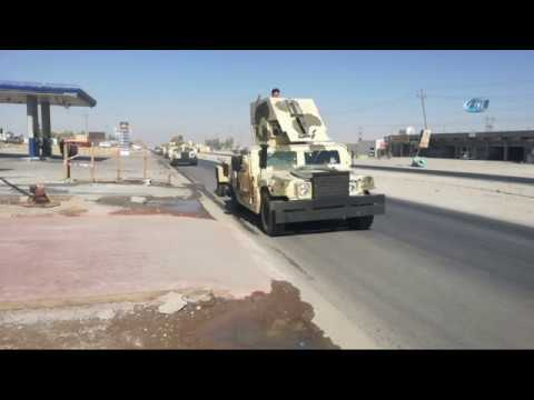 Irak Ordusu, Kerkük Havaalanı'nı Ele Geçirdi