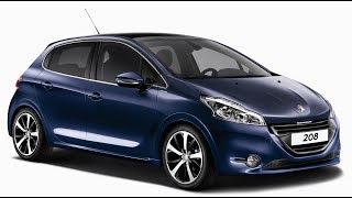 Démontage batterie Peugeot 208 - vidange boite de vitesse, change gearbox oil