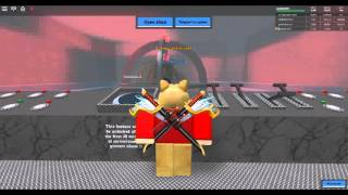 Blowing up the sever in Car Crushers 1 (Roblox)