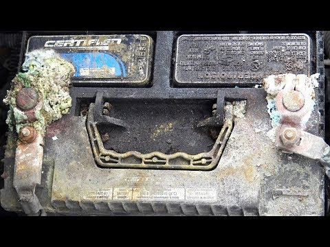 How To Clean Battery Terminals Corrosion (and How to Replace Battery Terminals if Needed)