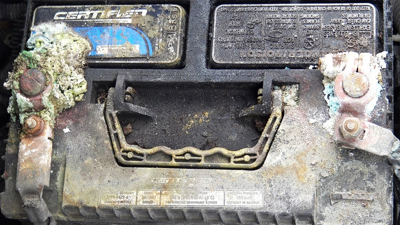 How To Clean Battery Terminals Corrosion And How To Replace Battery Terminals If Needed