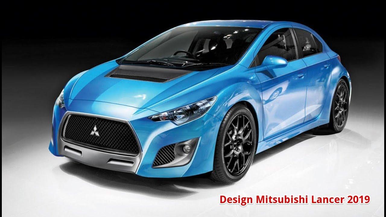 Mitsubishi Lancer 2019 >> Look This 2019 Mitsubishi Lancer Design Youtube