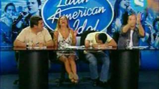 Las Sorpresas y Peores Audiciones en Latin American Idol 2008
