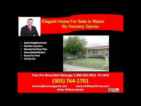 Home for Sale near Flagami Elementary School