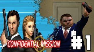 Confidential Mission - Part 1 | Philip Thinks We