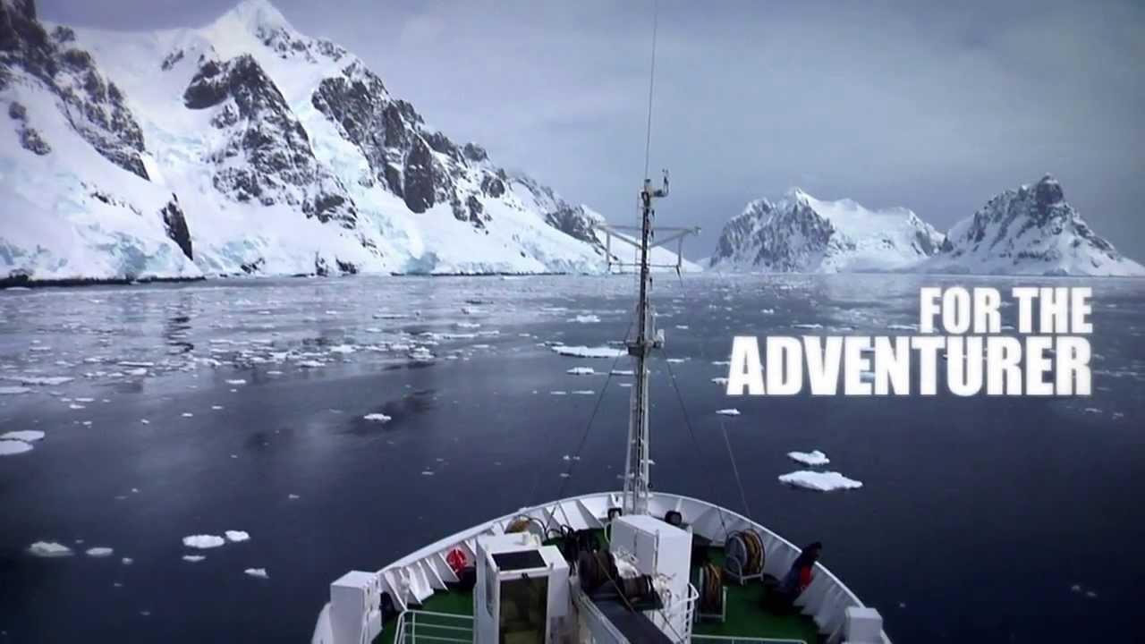 【動画】南極旅行 フライ&クルーズ