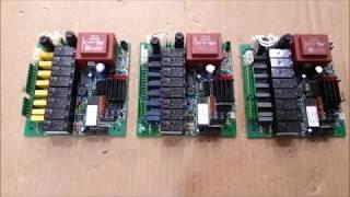커피머신수리 BLDC 모터드라이버 컨트롤러 커피머신전자기판수리