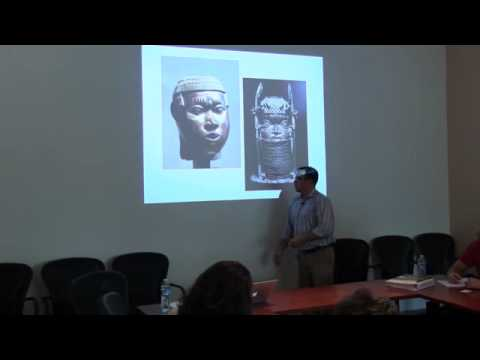 David Riep lecture: General Characteristics of African Art & Describing African Art.