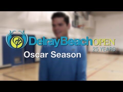 Oscar Season feat. Milos Raonic, the Bryan Brothers, & Jack Sock