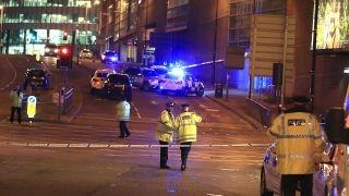 Deadly bomb blast kills concert goers in the UK
