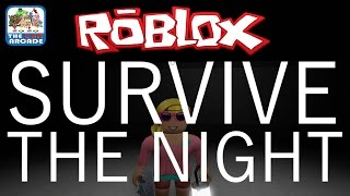 Roblox: Before The Dawn - Survive The Night Or Find All Survivors (Xbox One Gameplay)