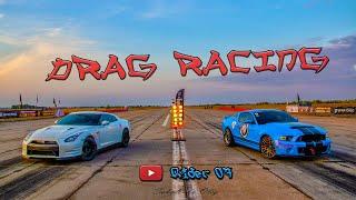 Mustang Shelby GT 500 на Чемпионате Украины по Drag Racing.  Fast Cars Dnepr