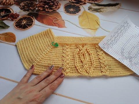 Вязание крючком схемы страна мам