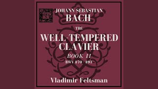 The Well-Tempered Clavier, Book 2, Praeludium VIII