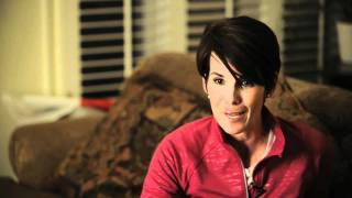 Kyle Dyer, Channel 9 news, talks about injuries from a dog bite and her road to recovery.