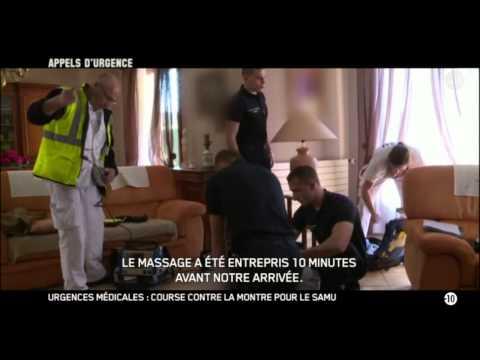 Appels d'Urgence : Urgences medicales course contre la montre pour le SAMU