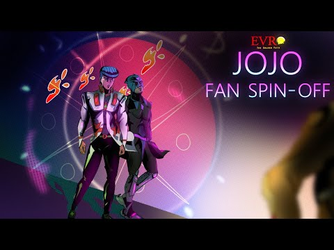 EVRO: The Golden Path Trailer [ Fan Jojo Spin-off ]