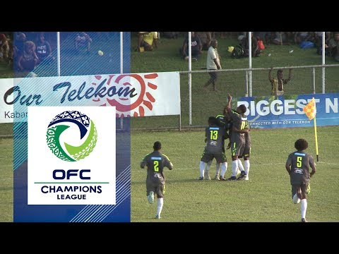 2019 OFC CHAMPIONS LEAGUE | GROUP D | Highlights |  Solomon Warriors v AS Magenta