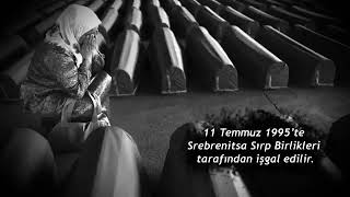 #Srebrenitsa'da katledilen kardeşlerimiz, tüm insanlığın yüreğinde yaşıyor…