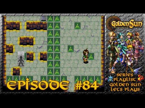 Golden Sun: The Lost Age - Anemos Inner Sanctum Puzzles - Episode 84