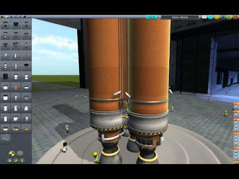 KSP Heavy Launcher Tutorial