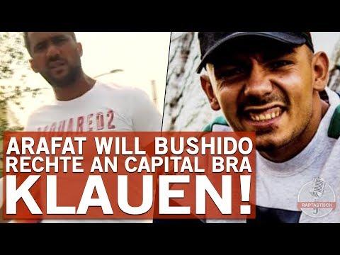 Millionen Euro – Arafat hat es auf Capital Bra abgesehen!