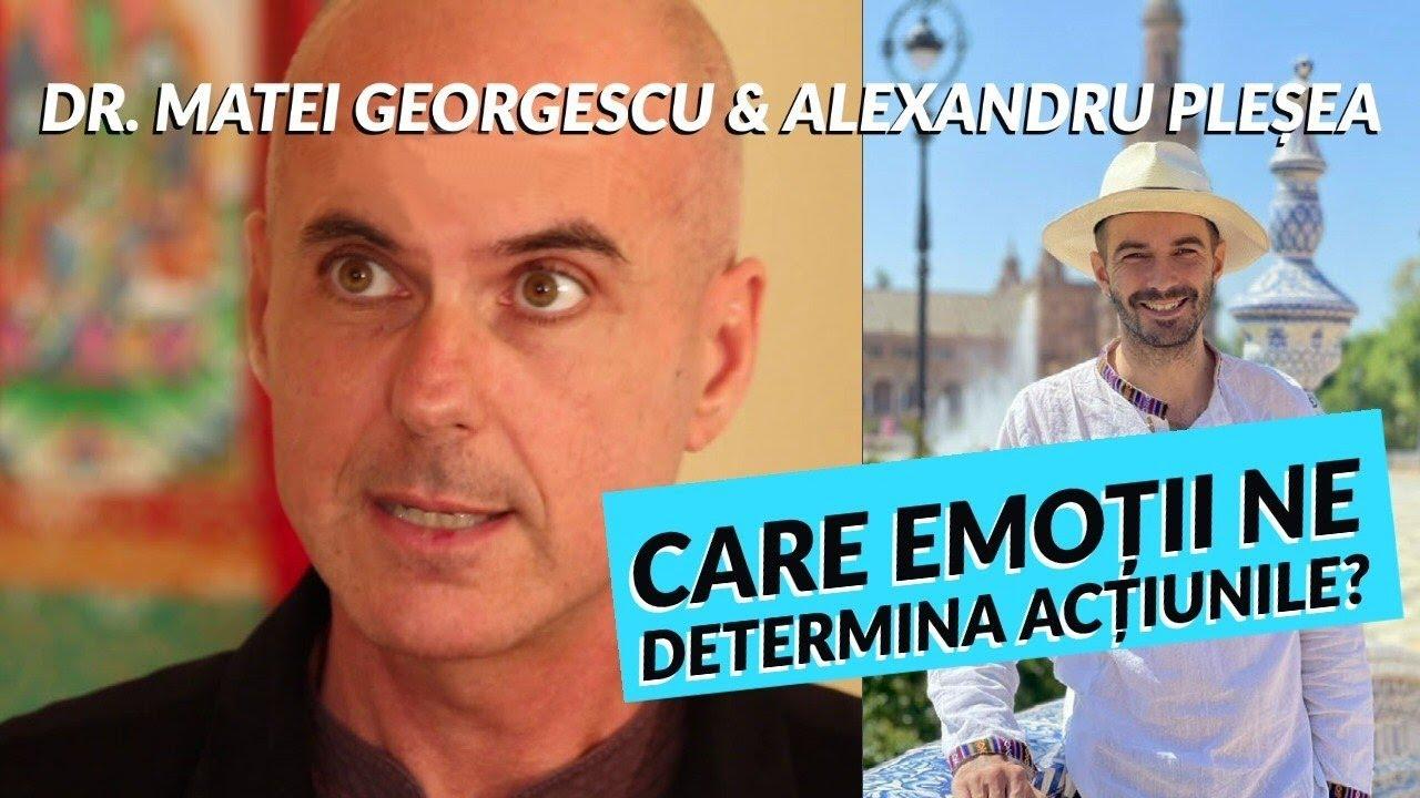 Download CARE EMOȚII NE DETERMINA ACȚIUNILE - prof. univ dr.MateiGeorgescu cu Alex Pleșea
