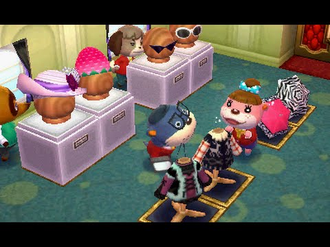 Image of: Tabby Animal Crossing Happy Home Designer Decorating The Department Store Youtube Youtube Animal Crossing Happy Home Designer Decorating The Department