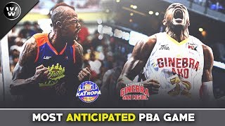Marqus Blakely vs Justin Brownlee | Comparison | Most Anticipated Match up