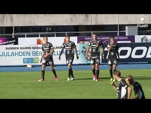 FCLahtiTV: Karjala ottelukooste: FC Lahti - RoPS 1-1 (0-1) 16.7.2017