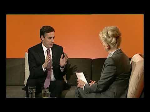 Auf dem h1-Sofa. Zu Gast: Ministerpräsident a.D. David McAllister