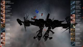 Eve Online - AT8 Day 6 - Circle-Of-Two v WE FORM VOLTRON