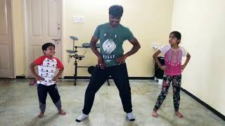 'Galti se mistake' dance for kids -choreographed  by Srinivas