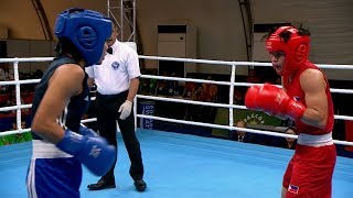 Philippines vs Singapore | Boxing W Flyweight 51Kg - QF | 2019 SEA Games