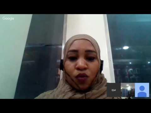 نقاش مع الباحثين السودانيين حول الشهادة السودانية واختيار التخصصات الجامعة #SRI_Webinar