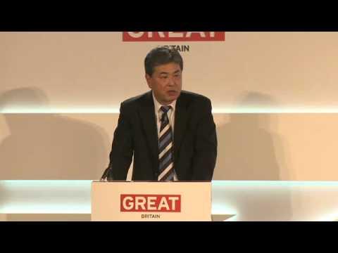 ICT Summit: Broadband everywhere - Naoki Iizuka, President Europe and CEO, NEC Europe