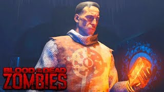 SECRET RICHTOFEN CUTSCENE: ALL BLOOD OF THE DEAD EASTER EGG CUTSCENES STORYLINE (Black Ops 4)