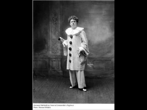 Pagliacci Live Met Opera LIVE - 1934 (Martinelli, Mario, Tibbett - Bellezza)